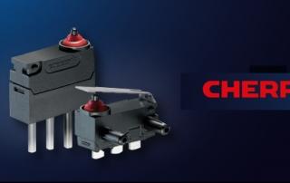 Addis Composants Electroniques distribue Cherry