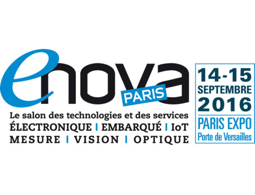 Addis au salon enova angers 2016 for Salon de l innovation technologique