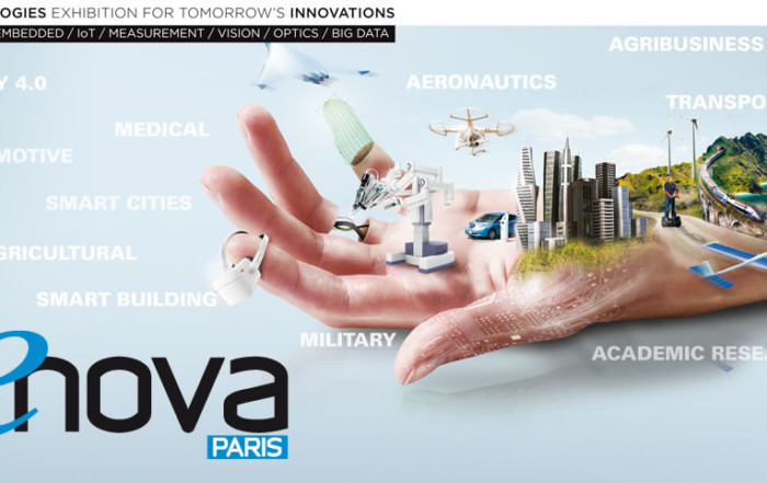 Salon ENOVA PARIS 2017
