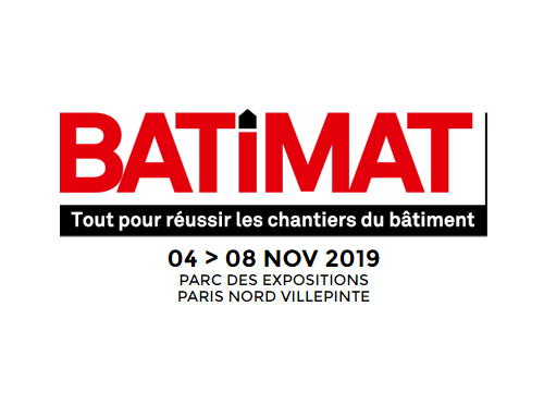 ADDIS au salon BATIMAT 2019