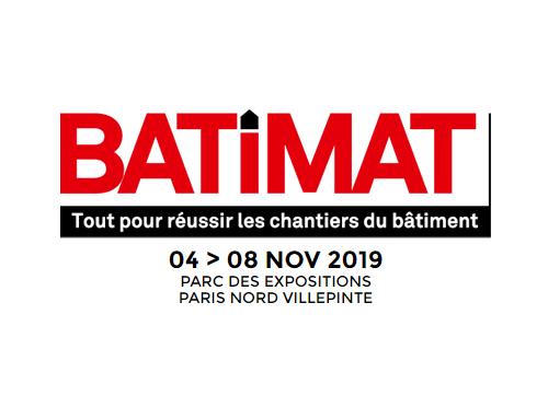 ADDIS au salon BATIMAT 2019