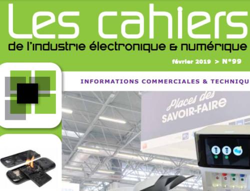 Addis dans Les Cahiers de l'Industrie Electronique et du Numérique n° 99