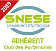 Logo SNESE CLUB 2019